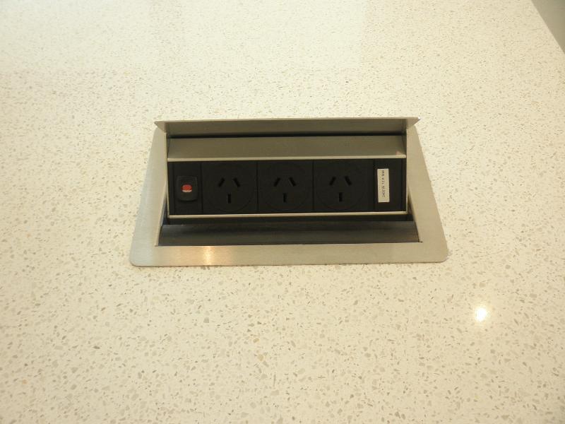 Objex Cabinet Makers Ltd Pop Up Power Points